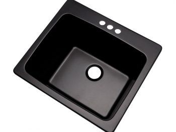 Dekor Sinks Westworth Composite Utility Sink