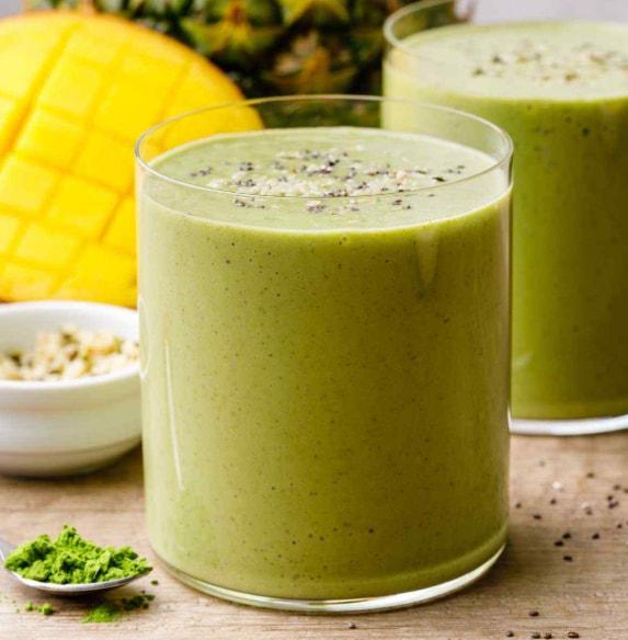 Pineapple Kale Delight